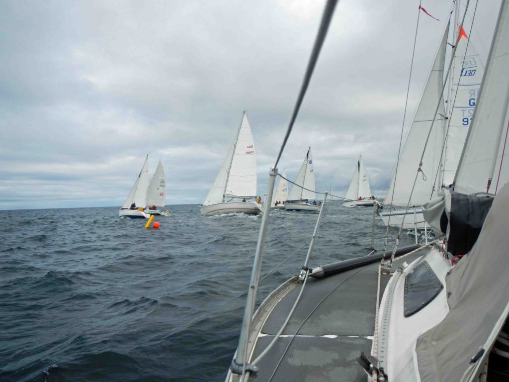 banff sailing regatta 2017
